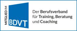 Logo des Verbandes BDVT